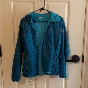 Eddie Bauer Coat/Puff
